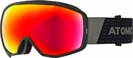 ATOMIC COUNT STEREO black/red