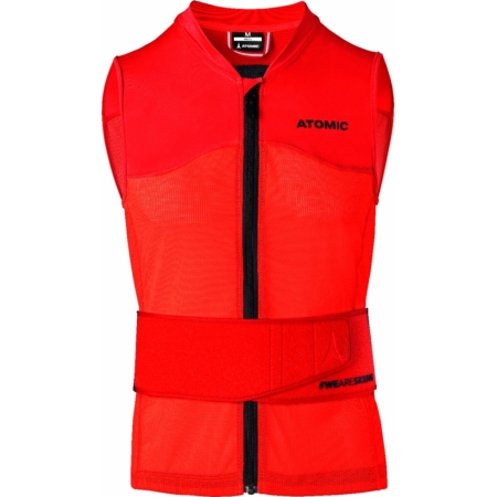 ATOMIC LIVE SHIELD VEST AMID M red 18/19