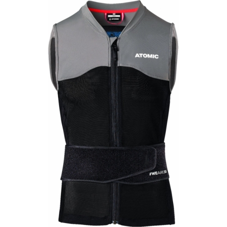 ATOMIC LIVE SHIELD VEST AMID M black 18/19