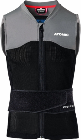 ATOMIC LIVE SHIELD VEST AMID M black