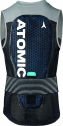 ATOMIC LIVE SHIELD VEST AMID M black, fotografie 1/1