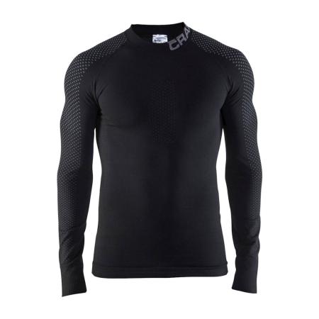 CRAFT WARM INTENSITY triko pánské černé