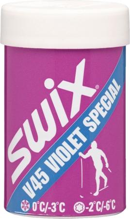 SWIX V45 Fialový speciál
