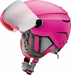 ATOMIC SAVOR VISOR JR pink, fotografie 1/1