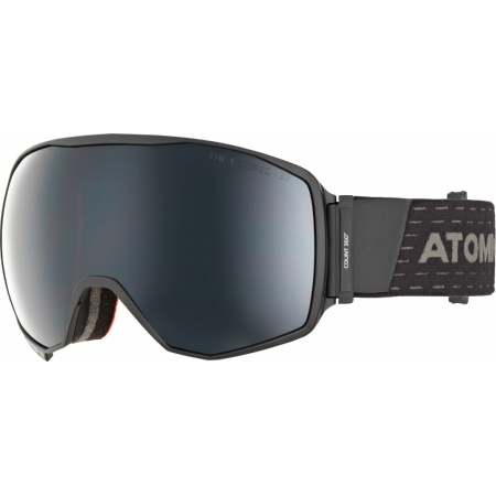 ATOMIC COUNT 360° STEREO black