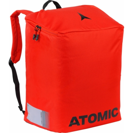 ATOMIC BOOT & HELMET PACK red