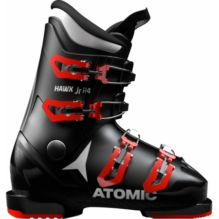 ATOMIC REDSTER JR R4 black/red