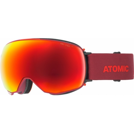 ATOMIC REVENT Q HD red