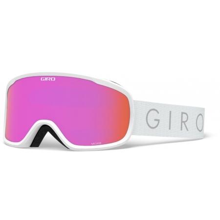 GIRO MOXIE White Core Light Amber Pink/Yellow (2Skla)