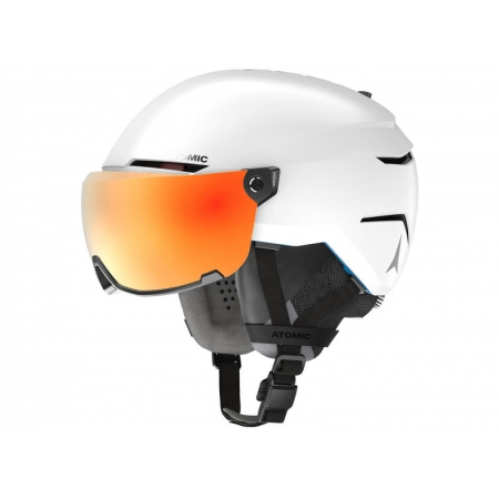 ATOMIC SAVOR AMID VISOR white