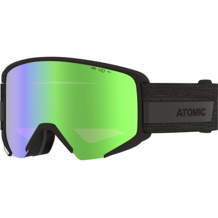ATOMIC SAVOR BIG HD black green