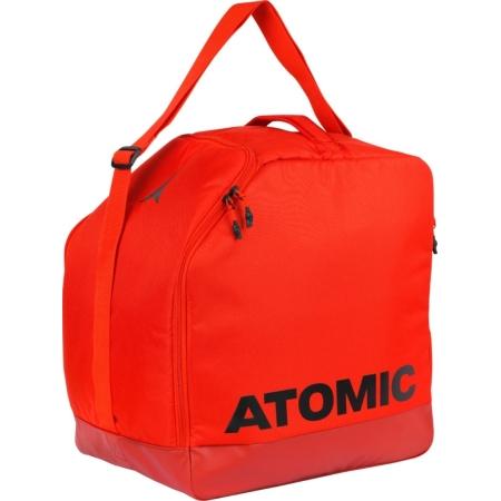 ATOMIC BOOT & HELMET BAG red