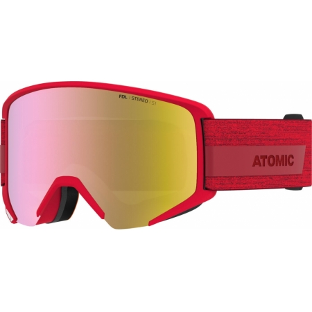 ATOMIC SAVOR BIG STEREO red
