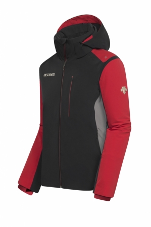 DESCENTE REIGN black red grey