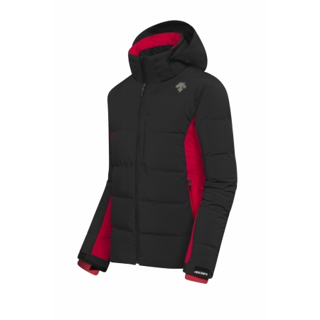 DESCENTE CANADA DOWN  black/red