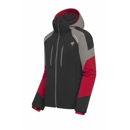 DESCENTE SLADE black/red/grey