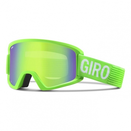Brýle GIRO SEMI bright green