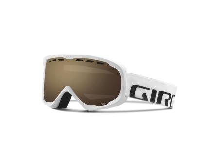 Brýle GIRO FOCUS white wordmark/AR 40