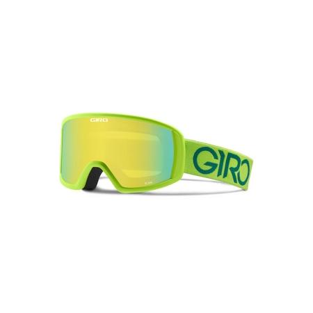 Brýle GIRO SCAN lime green dual loden yellow