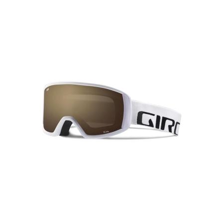 Brýle GIRO SCAN white wordmark