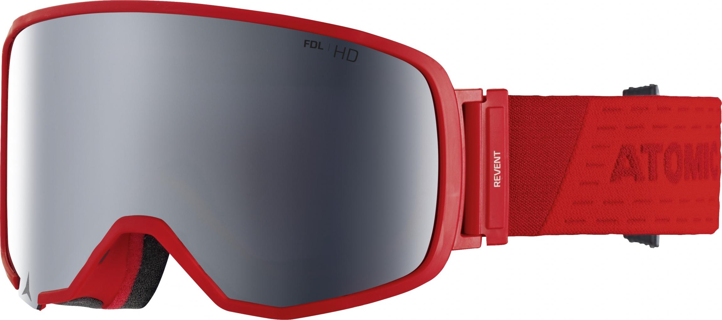 ATOMIC REVENT L FDL HD red 18/19