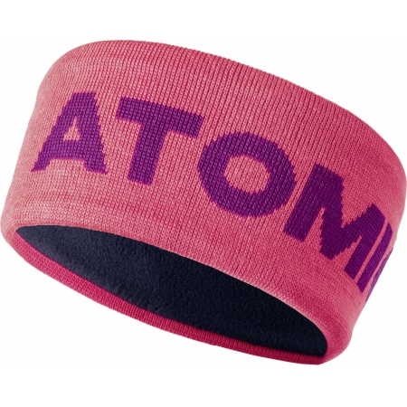 ATOMIC  ALPS HEADBAND pink 17/18