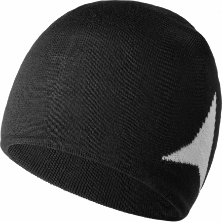 ATOMIC  ALPS REVERSIBLE BEANIE  black/white 17/18