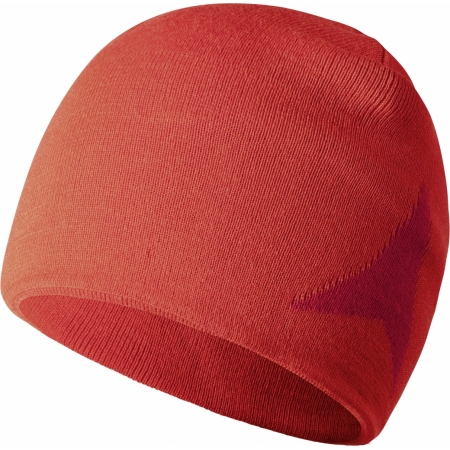 ATOMIC  ALPS REVERSIBLE BEANIE bright/red 17/18