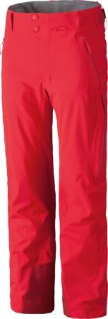 ATOMIC TREELINE 2L PANT M red